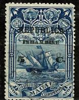 Inhambane, 1913, # 59, Used - Inhambane