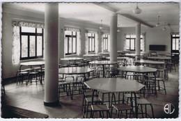 01 - Virieu-le-Grand  (Ain) - Colonie De Vacances  H. B. L. - Clairefontaine - Intérieur De La Salle à Manger - Otros Municipios