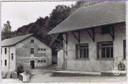 01 - Virieu-le-Grand  (Ain) - Colonie De Vacances  H. B. L. 6 Clairefontaine - Salle à Manger Et Salle Des Moniteurs - Otros Municipios