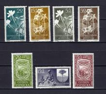 GUINEA ** 358/364 En Nuevo Sin Charnela. Cat.4,80 € - Guinea Española