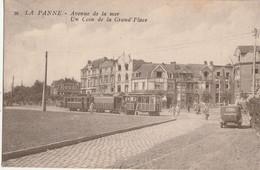 De Panne - La Panne - Avenue De La Mer - Trams - N° 36 - De Panne