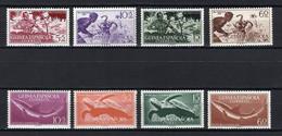 GUINEA ** 334/41 En Nuevo Sin Charnela. Cat.11,80 € - Guinea Española