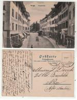 Suisse // Schweiz // Argovie  // Brugg, Hauptstrasse - AG Argovie