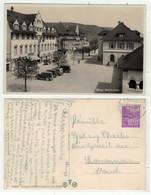 Suisse // Schweiz // Argovie  // Brugg, Bahnhofplatz - AG Argovie