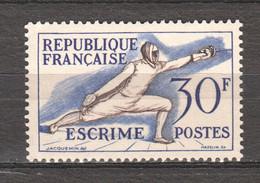 France 1953 Mi 980 MNH - Unused Stamps