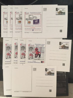 SLOVENSKO :  10+4  Postcards 10 Sk And 9sk As Pictured   NEW - Postkaarten