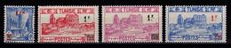 Tunisie - YV 223 à 226 N** Complète - Unused Stamps
