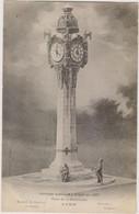 LYON TASSIN :  : Tres Rare Cpa Avec Cette Vue De L Horloge Publique A Eriger En 1907 Place Demi-lune.1907.MINI PLI BAS. - Other