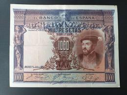 ESPAGNE 1000 PESETAS 1925 - 1000 Pesetas