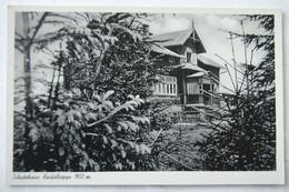 Schutzhaus Heidelkoppe  1939 - Schlesien