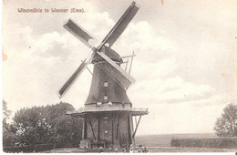Windmühle In Weener (Ems) - Autres