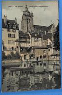 39 -  Jura -   Dole - La Clocher Et La Canal Des Tanneurs     (N5490) - Dole