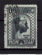 ESPAÑA 646 En Usado. Cat. 75 € - 1931-50 Gebraucht