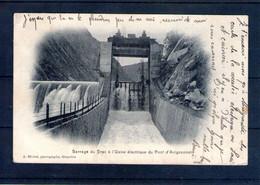 38. Barrage Du Drac à L'usine électrique Du Pont - Sonstige Gemeinden