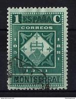 ESPAÑA 636 En Usado. Cat. 2,45 € - 1931-50 Gebraucht