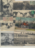 Lot De 65 Cartes - Chateau De Versailles -orangerie-trianon....déstockage - 5 - 99 Postkaarten