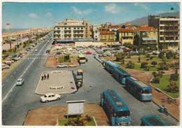 VIAREGGIO - LUCCA - PIAZZA MAZZINI E VIALI A MARE - VIAGG. 1967 -65767- - Viareggio