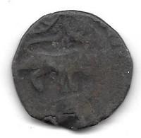 Monnaie à Identifier. Epaisse, En Bronze, 8.8 Grammes Pour 23 Mm (894) - Non Classificati