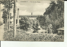 55 - Meuse  - Commercy - Un Coin Des Forges - Cheminée - - Commercy