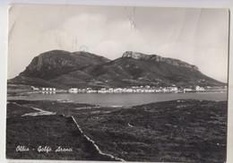 Olbia, Golfo Aranci  -Cartolina Viaggiata 31/3/1958 - (576) - Olbia