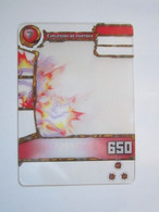 1 Carte Redakai Explosion De Photons - Unclassified