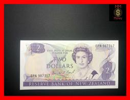 NEW ZEALAND  2  $  1989  P. 170   Sig. Brash    UNC - New Zealand