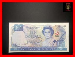 NEW ZEALAND 10 $  1990  P. 176  *COMMEMORATIVE*    XF - New Zealand