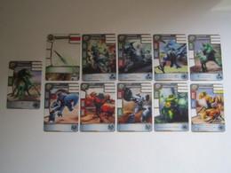 11 Cartes Redakai - Unclassified