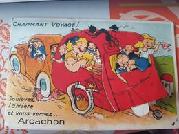 CPA ARCACHON  33/829 - Arcachon