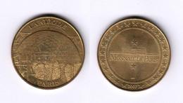 75 Paris La Géode 2007  (7519 GE 3/07) Monnaie De Paris - 2007