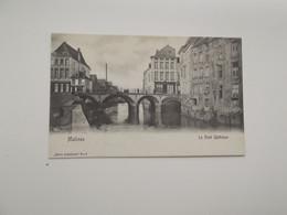 MECHELEN / MALINES: Le Pont Gothique - Mechelen
