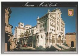 La Principauté De Monaco - Saint Nicholas Cathedral
