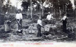 58   LA VIE FORESTIERE LES BUCHERONS - Unclassified