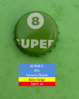 Super 8  IPA - Bière Belge   MEV10 - Beer