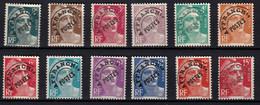 Préoblitéré N° 94 à 104  Neufs **  TTB - 1893-1947