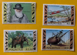 14171 - Mauritius Darwin 1982 ** Neuf MNH - Otros