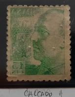 España N921ic ( Calcado - 1931-50 Ungebraucht