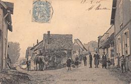 28-COULOMBS-CAVEE DE PARIS-CHEVAL-N°2041-H/0111 - Autres Communes