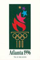 USA Postcard 1996 Atlanta Olympic Games   - Mint (G135-11) - Verano 1996: Atlanta