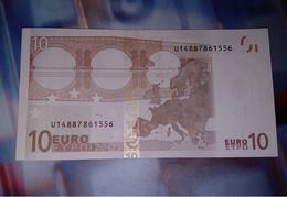 10 EURO - L033F2 - FRANCE - TRICHET - U14887861556 - UNC - NEUF - 10 Euro