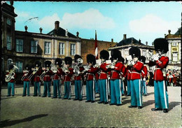 ►  Cpsm Copenhagen - Martial Music - Royal Guard 1950/60s - Régiments