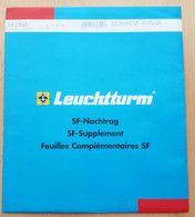 Suplementos Hojas Leucgtturm 1908 Tema Europa 19 Blatt + 10 Blatt Para BF - Non Classificati