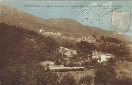 CONCOULES LA GRANGE ET LES BISES 1939 TBE - Sonstige Gemeinden