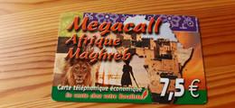 Prepaid Phonecard France - Lion - Per Cellulari (ricariche)