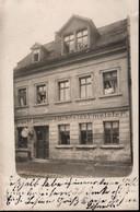 ! Seltene Fotokarte Aus Crimmitschau, Sachsen, Schneidermeister - Crimmitschau