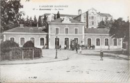 ANNONAY - La Gare - Annonay