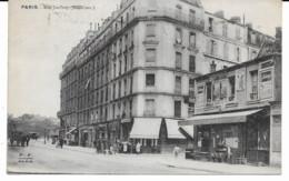 Paris - Rue Jouffroy - Arrondissement: 17