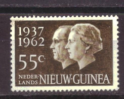 Nederlands Nieuw Guinea / Dutch New Guinea 75 MNH ** (1962) - Nouvelle Guinée Néerlandaise