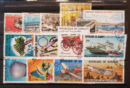 France Colonies, Timbre(s) (O) - 2 Scan(s) - TB - 987 - Used Stamps