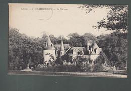 CP - 19 - Chamboulive - Le Château - Otros Municipios